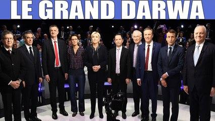 LE GRAND DARWA DE LA PRESIDENTIELLE