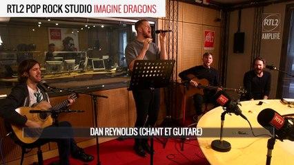 IMAGINE DRAGONS - Believer RTL2 POP ROCK STUDIO