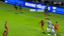 1-2 Khalid Boutaïb Goal France  Ligue 2 - 21.04.2017 Stade Laval 1-2 Strasbourg