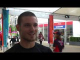 Jarryd Wallace, Athletics, USA, London 2012 Paralympics
