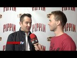 Thomas Lennon Interview | PIPPIN Los Angeles Premiere | Red Carpet
