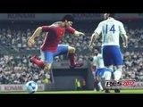 Pro Evolution Soccer 2012 - vidéo E3 2011