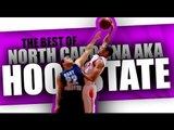 INSANE Highlights of NC's Best HS, College & NBA Players!! The BEST of North Carolina aka HOOPSTATE!