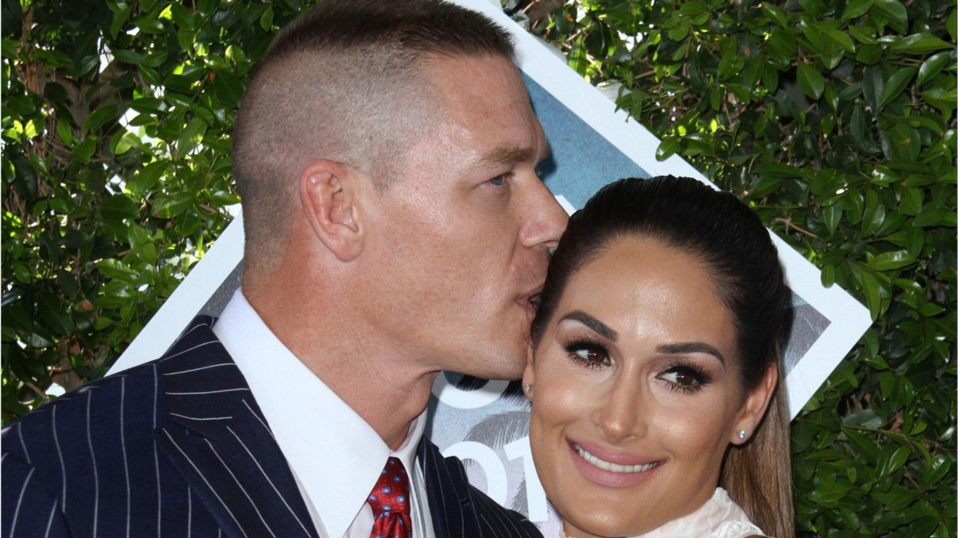 Nikki Bella And John Cenas Hilarious Naked Dance