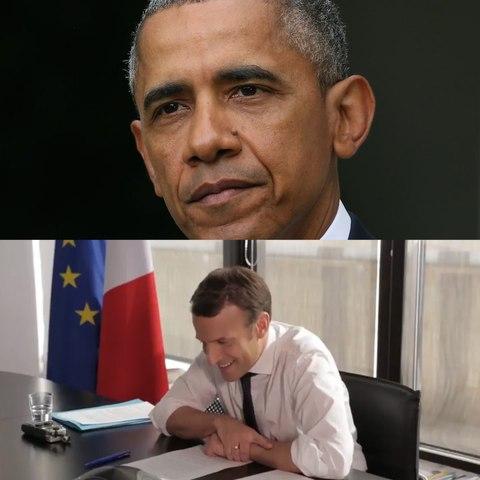 Obama is back [Mic Archives]