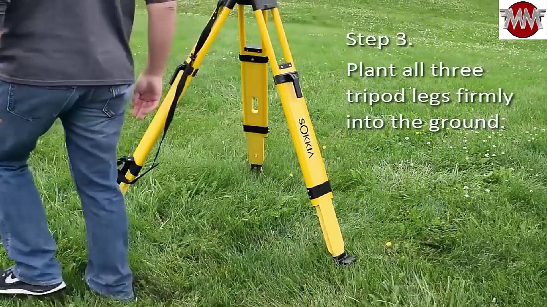 Latest Technology 2017 How To Use Automatic Level 10 Tips & Tripod Stand-vPbv5ub7Iu0