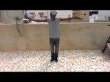 J-rio Sors ça #Ntcham danse demo par Josué
