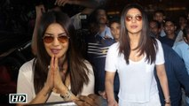 Priyanka receives warm welcome at the airport, says MISSED Mumbai
