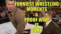 10 Perfect Proof WWE is FAKE - Funny WWE Video Clips - Funniest Wrestling Moments