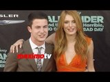 Bella Thorne & Dylan Minnette   ALEXANDER World Premiere   Red Carpet