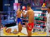 Ven Sovath vs Thai Fighter - International boxing, Khmer boxing