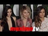 "Nina Dobrev, Julianne Hough, Emmy Rossum ""Young Hollywood"" Book Launch"