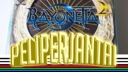 Peliperjantai Ep. 27 - Bayonetta 2 - Wii U