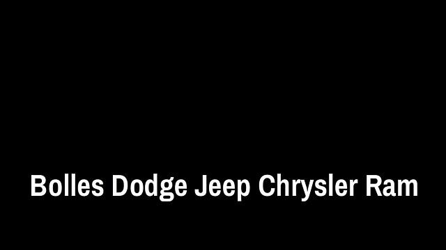 Dodge dealer