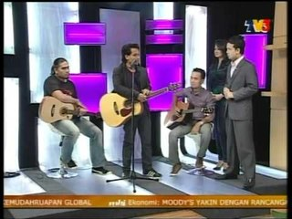Indie Mice - Berubah & Langkahku (MHI Live Version 15May2012)