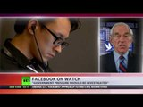 'People should have right to monitor what goes up' - Ron Paul on Facebook's war on 'fake news'