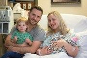 Anne Karnında Beyni Gelişmeyen Eva Bebek, Organlarıyla Hayat Kurtardı