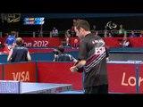 Table Tennis - THA vs ESP - Men's Singles - Class 6 Gold Medal Match - London 2012 Paralympic Games