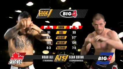 HK49 Noah Ali Vs Sean Quinn