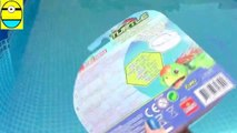 Toys review toys unboxing. Robo turfish unboxing toys egg surprise tv c