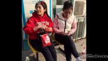 Funny Chinese videos - Pra 17 can't stop laugh