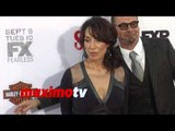 Katey Sagal & Kurt Sutter | Sons of Anarchy Season 7 Premiere | Red Carpet