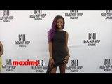 Justine Skye | 2014 BMI R&B Hip Hop Awards ARRIVALS | Los Angeles