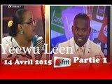 Yeewu Leen - 14 Avril 2015 - Partie 1