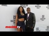 Kris Stephens & RoccStar   2014 BMI R&B Hip Hop Awards ARRIVALS   Los Angeles