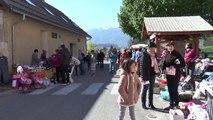 Hautes-Alpes : à Saint-Crépin, la Foire de la Saint-Marc est éternelle