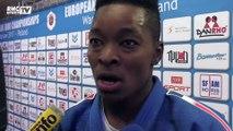 """Tcheuméo : """"Ma plus belle victoire aux Championnats d'Europe"""""""