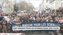 """Une """"marche pour les sciences"""" organisée partout dans le monde, pour défendre l'avenir de la recherche - France"""