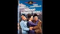 Abbott & Costello - The Noose Hangs High HD 1948   Bud Abbott  Lou Costello   Charles Barton Movie part 1/2