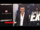 Antonio Banderas   The Expendables 3   Los Angeles Premiere ARRIVALS