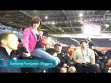 Will Groulx - World peace in the Paralympics, Paralympics 2012