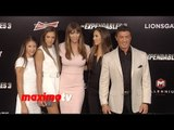 Sylvester Stallone & Jennifer Flavin | The Expendables 3 | Los Angeles Premiere