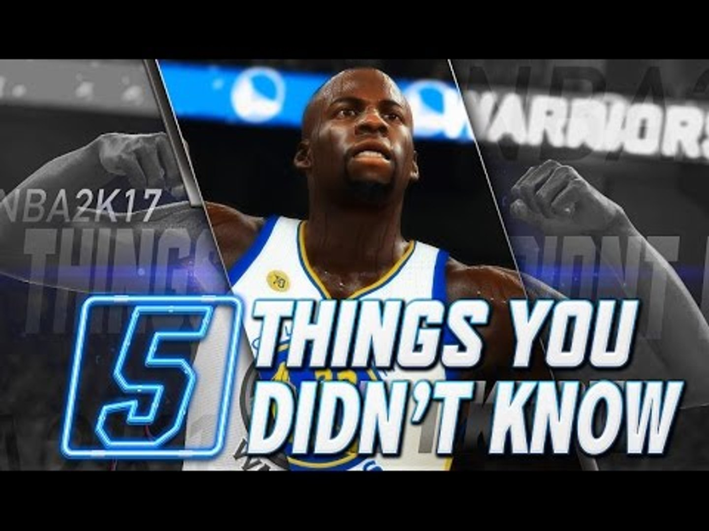 NBA 2K17 TOP 5 THINGS YOU DIDN'T KNOW! Badges, Gameplay, Tips & More!