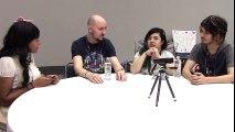 Interview with The Anime Man, Akidearest, and Misty Chronexia @ Anime Matsuri 2017