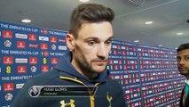 FA Cup - Lloris : ''Deux buts évitables''
