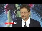 Benicio Del Toro | Guardians of the Galaxy | World Premiere | Red Carpet