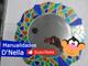 """Como Hacer un Falso Mosaico con Pasta Mural By:""""Taller Nella 2017"""""""