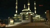 Beştepe Millet Camii'nden Miraç Kandili Özel Programı
