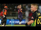 Adam Zampa claims 6 wickets against Sunrisers Hyderabad, goes down in history | Oneindia News