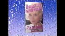 Zsa Zsa Gabor 1991 Larry King