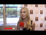 Caroline Sunshine INTERVIEW   The Celebrity Experience   Red Carpet Arrivals