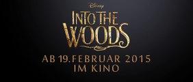 INTO THE WOODS - Clip - Wer würde vor einem Prinzen davonlaufen - Ab 19.2.2015 im Kino _ DISNE