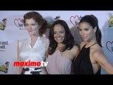 Devious Maids: Roselyn Sanchez, Rebecca Wisocky, Judy Reyes | La Golda Premiere