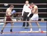 BADR HARI vs VITALI AKHRAMENKO. Kickboxing video.