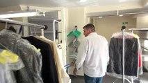 Un pressing blanchisserie a ouvert place des Cordeliers à Auxerre