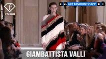 Paris Fashion Week Fall/Winter 2017-18 - Giambattista Valli | FTV.com